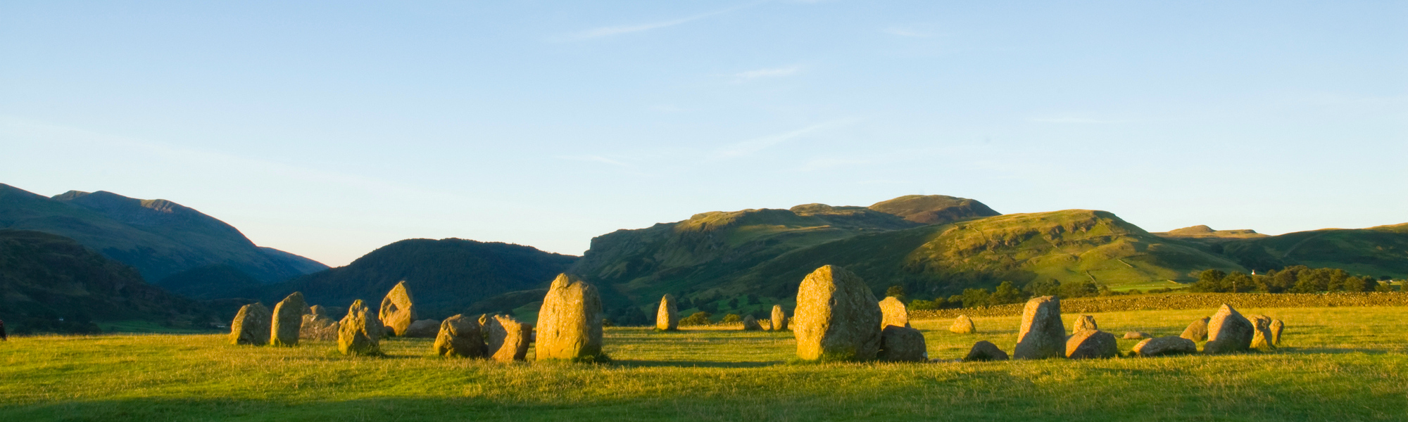 Castlerigg stone circle. Photo by Dave Willis.
