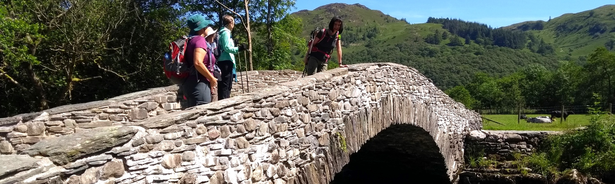 Rosthwaite New Bridge
