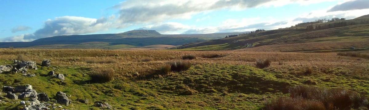 Dales Way scenery