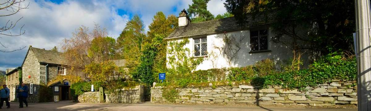 Dove Cottage Grasmere - photo by Dave Willis