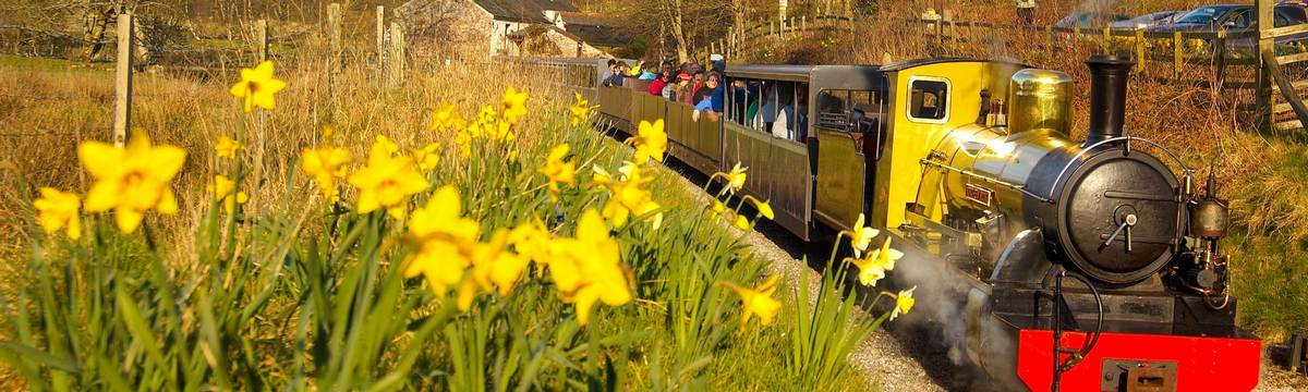 Eskdale and Ravenglass Railway - photo by Brian Sherwen