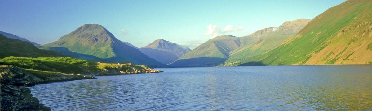 Wastwater, Wasdale Head - photo by Dave Willis