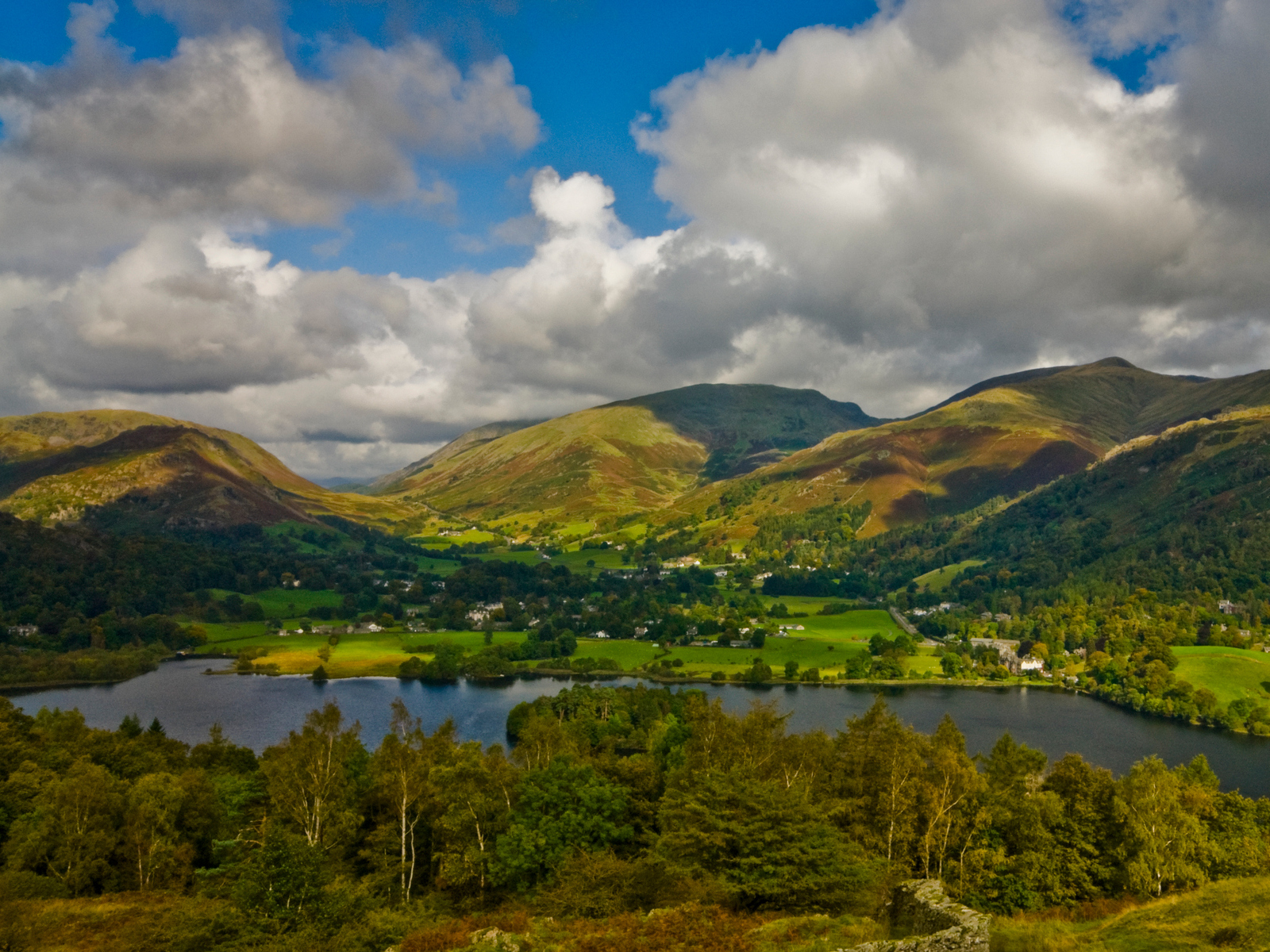 Grasmere. Photo by Dave Willis